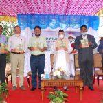 Book On Raj Bhavan & Brochure On Birds In Raj Bhavan Released