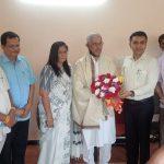 Arlekar Departs For Himachal Pradesh