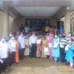 Azgaonkar Distributes Sanction Letters To Ladli Laxmi Beneficiaries