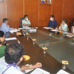 CM Chairs RXIL Meeting