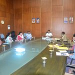 Meeting Held To Discuss Requirements Of Directorate Of Fire And Emergency Services