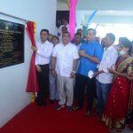 CM Inaugurates Housing Board Market Complex & Joggers Park