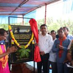 CM Inaugurates Various Projects In Shiroda