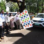 Revenue Officials Gets New Vehicles