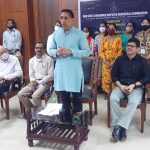 Shri Govind Gaude Launches e-Daakhil Portal