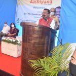 ज्या लोकांकं मदतीची इच्छा आसा त्यांनी मदत करप आवश्यक आसा: श्री पी. एस. श्रीधरन पिल्लई