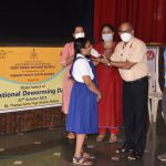 DHS Celebrates National Deworming Day