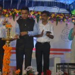 Chief Minister Dr Pramod Sawant launched Sarkaar Tumchya Dari event at Cuncolim Education Society College Hall, Cuncolim.