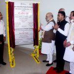 Home Minister Inaugurates Transit Campus Of NFSU At Curti- Ponda
